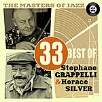 Stéphane Grappelli The Masters Of Jazz: 33 Best Of Stephane Grappelli & Horace Silver