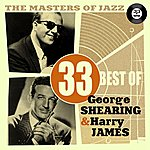 George Shearing The Masters Of Jazz: 33 Best Of George Shearing & Harry James