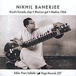 Nikhil Banerjee Madras 1964