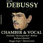 David Oistrakh Claude Debussy, Vol. 7: Chamber & Vocal Works (Award Winners)