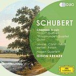 """Gidon Kremer Schubert: Chamber Music - """"Trout"""" Quintet; """"Rosamunde"""" Quartet; Octet"""