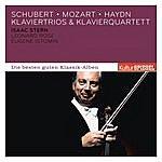 Eugene Istomin Schubert, Haydn: Piano Trios / Mozart: Piano Quartet