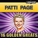 Patti Page Patti Page - 16 Golden Greats