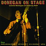 Lonnie Donegan Donegan On Stage - Lonnie Donegan At Conway Hall