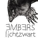 The Embers Lichtzwart