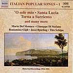 Tito Schipa Italian Popular Songs, Vol. 1 (1930-1950)