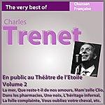 Charles Trenet Charles Trenet En Public Au Théâtre De L'etoile (Live, Vol. 2)