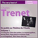 Charles Trenet Charles Trenet En Public Au Théâtre De L'etoile (Live Vol. 1)