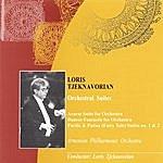 Loris Tjeknavorian Orchestral Suites