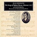 Jean Redpath Songs Of Robert Burns Vol 1 & 2