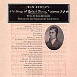 Jean Redpath Songs Of Robert Burns Vol 5 & 6