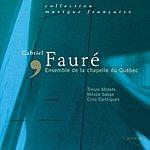 Richard Duguay Fauré - Treize Motets-Messe Basse-Cinq Cantiques