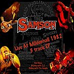 Samson Live At Mildenhall 1982 Ep