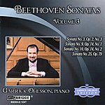 Garrick Ohlsson Garrick Ohlsson Edition: Beethoven Sonatas, Vol. 3