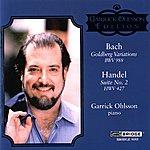 Garrick Ohlsson Garrick Ohlsson: Bach And Handel