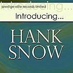 Hank Snow Introducing….Hank Snow