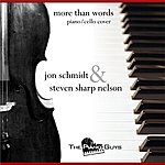 Jon Schmidt More Than Words - Piano/Cello Cover - Single
