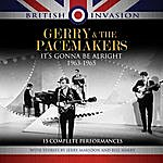 Gerry & The Pacemakers A Shot Of Rhythm And Blues
