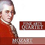 Fine Arts Quartet Mozart: Four Flute Quartets