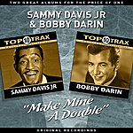 """Bobby Darin """"Make Mine A Double"""" (Vol' 1) - Two Great Albums For The Price Of One"""
