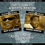 "Brook Benton ""Make Mine A Double"" Vol' 2 - Two Great Albums For The Price Of One"