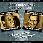 """Frankie Laine """"Make Mine A Double"""" - Two Great Albums For The Price Of One"""