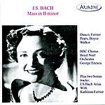 George Enescu Bach: Mass In B Minor
