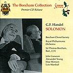 Sir Thomas Beecham Handel: Solomon