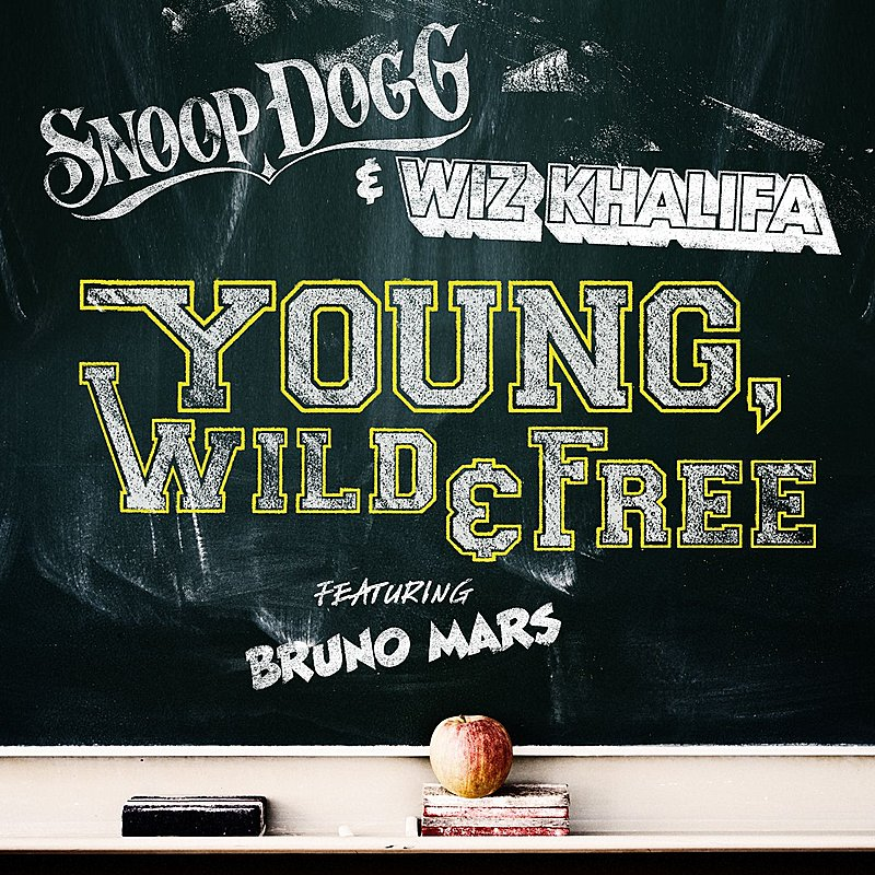 Cover Art: Young, Wild & Free (Feat. Bruno Mars)