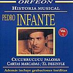 Pedro Infante Historia Musical, Vol. 1