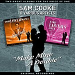 "Sam Cooke ""Make Mine A Double"" - Two Great Albums For The Price Of One"