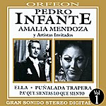 Amalia Mendoza Pedro Infante Y Amalia Mendoza