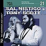 Sal Nistico Swiss Radio Days Jazz Live Concert Series Volume 21