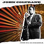 John Coltrane From Nyc To Stockholm '62