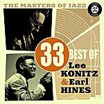 Lee Konitz The Masters Of Jazz: 33 Best Of Lee Konitz & Earl Hines