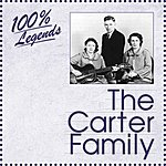 The Carter Family 100% Legends (The Carter Family)
