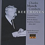 Charles Munch Munch Conducts Beethoven
