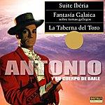 Antonio Suite Iberia - Fantasía Galaica Sobre Temas Gallegos - La Taberna Del Toro CD 2