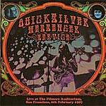 Quicksilver Messenger Service Live At The Filmore Auditorium, San Francisco, 6th Febuary 1967