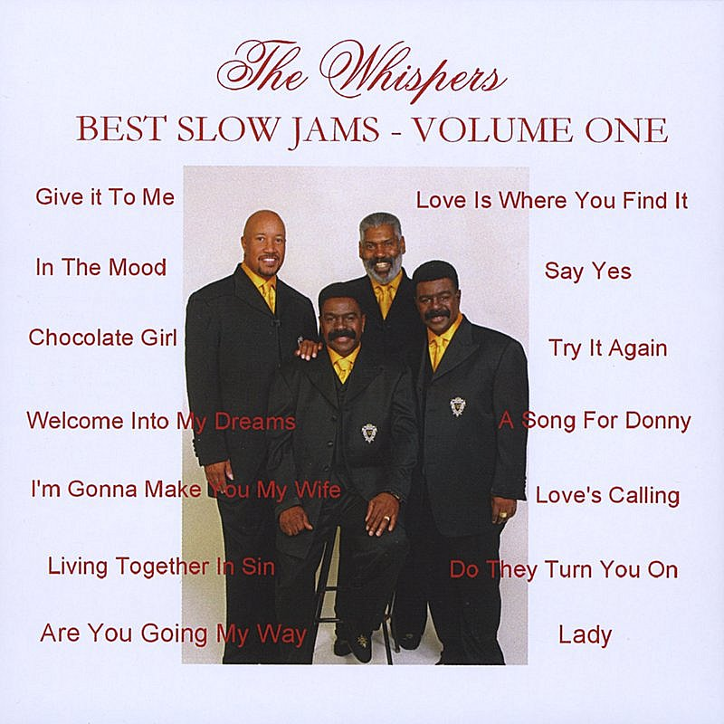 Cover Art: Best Slow Jams - Volume One