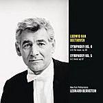 Leonard Bernstein Beethoven: Symphony No. 4 In B-Flat Major, Op.60; Symphony No. 5 In C Minor, Op. 67