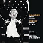 New York Philharmonic Bernstein: Kaddish - Symphony No. 3; Bizet: Symphony In C Major