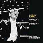 "Leonard Bernstein Beethoven: Symphony No. 6 In F Major, Op. 68 ""Pastoral""; Symphony No. 8 In F Major, Op. 93"