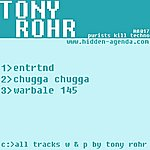 Tony Rohr Purists Kill Techno Ep