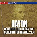 Stuttgart Soloists Haydn - Concerto For Organ No. 1 - Concerti For Lira No. 2 & 4