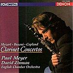 David Zinman Clarinet Concertos