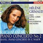Hélène Grimaud Rachmaninov: Piano Concerto No. 2