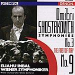 Eliahu Inbal Shostakovich: Symphonies No. 9 & No. 3
