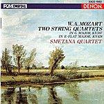 Smetana Quartet Mozart: String Quartets Nos. 14 & 16