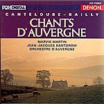 Orchestre D'auvergne Canteloube : Chants D'auvergne